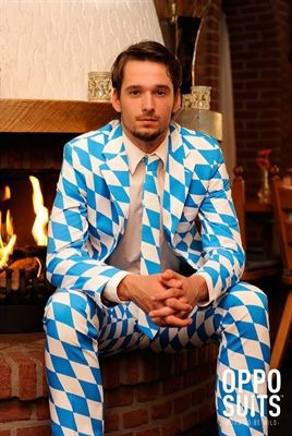 I'm pretty sure I am going to buy one of these - The Bavarian Suit