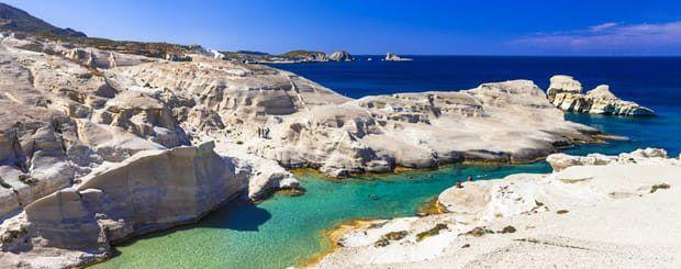 #Tour #Isole #Greche: Isola di #Milos  | Arché Travel