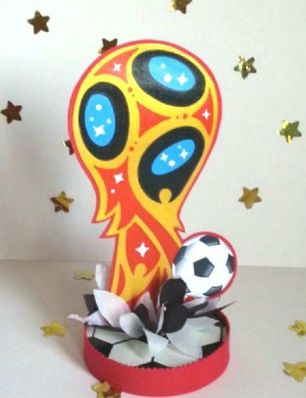 Copa Do Mundo Decoracao De Festa Infantil Decoracao Festa