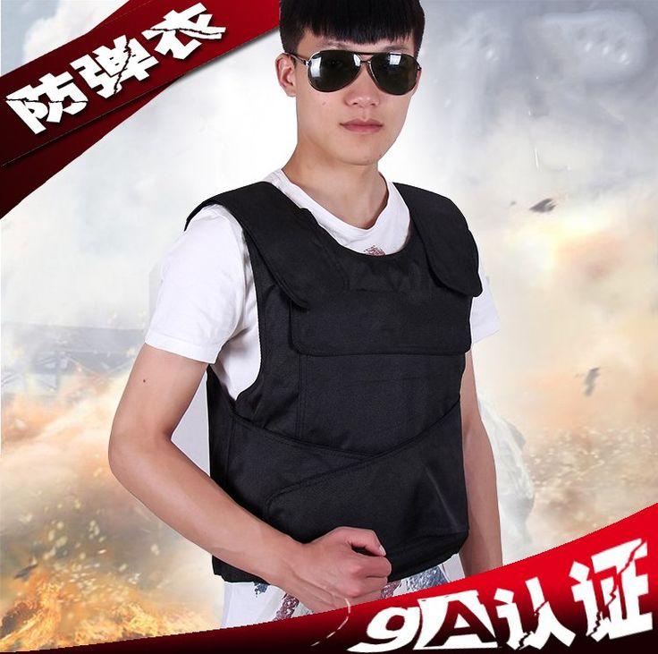 Lightweight Kevlar body armor invisible bulletproof vest #Affiliate