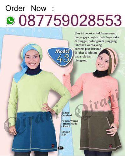 Qirani Teens 43  Yayuk CS 3 Qirani :  SMS/Telp: 0852 1752 6877  Whatsapp: +6285217526877  BBM: D01CB842