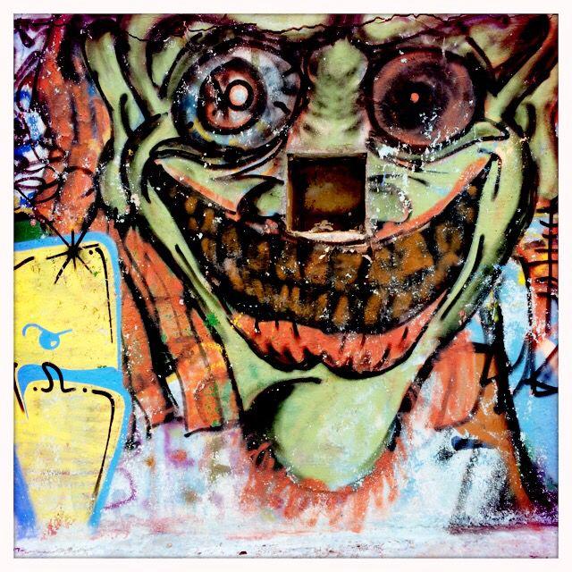 Greek graffiti Navpliou