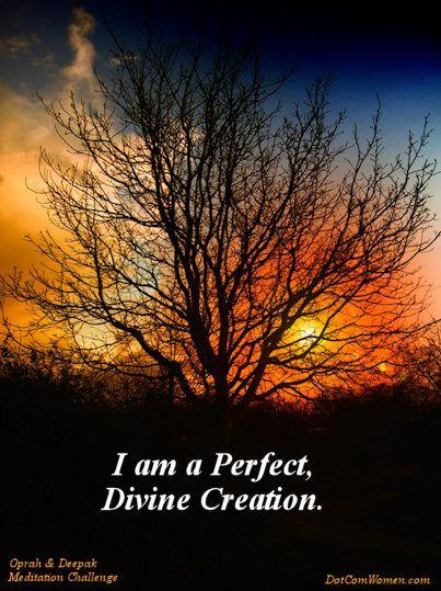 Self Esteem – Oprah & Deepak Meditation Challenge Day 5