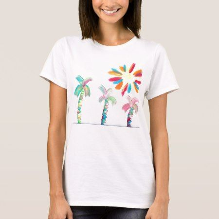 Candy Waters Autism Artist T-Shirt - click/tap to personalize and buy