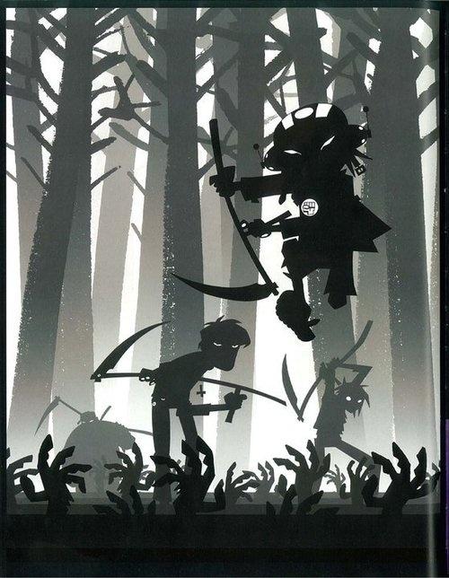 Forest - feel like a ninja
