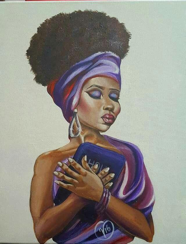 Unique Art, Black Art, Black Beauty, Ebony Beauty
