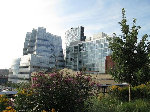 High Line, New York. Nueva York by voces, via Flickr