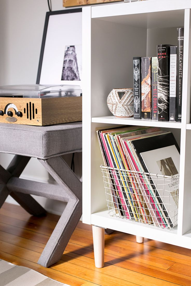 1000 ideas about ikea kallax shelf on pinterest bedroom for Ikea kallax records
