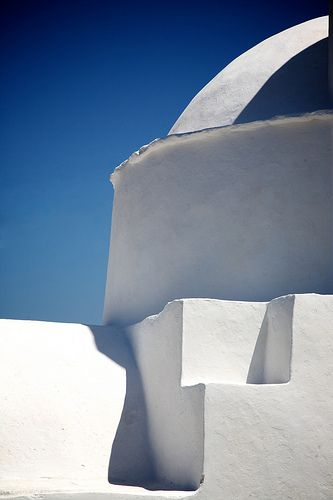 This is my Greece | Blue dome in Artemonas, on Sifnos Island