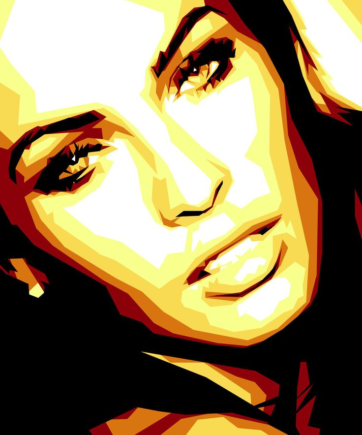 The concept of pop art refers not as much to the art itself as to the attitudes that led to it