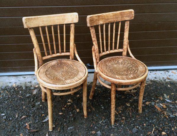 Ретро стулья
