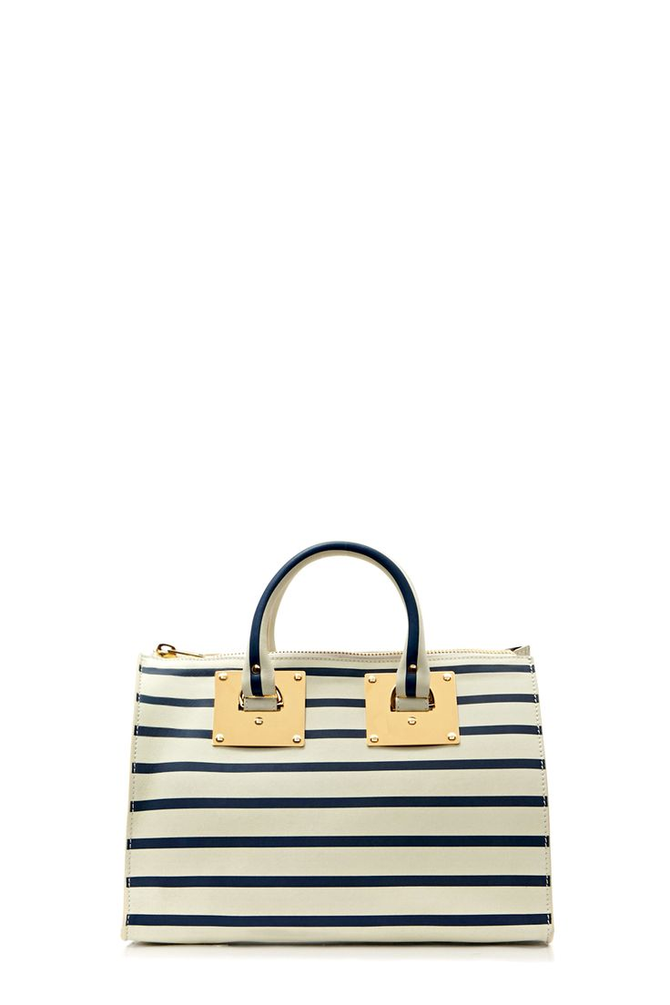 Sophie Hulme : Mini zip top bowling bag