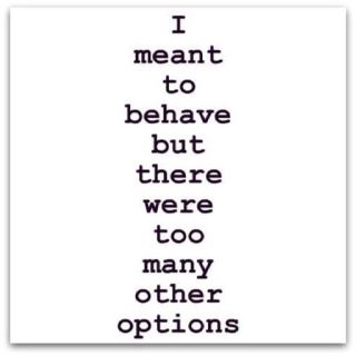 : Thoughts, Behav, My Life, Funny Quotes, Funny Stuff, Humor, Things, True Stories, Options
