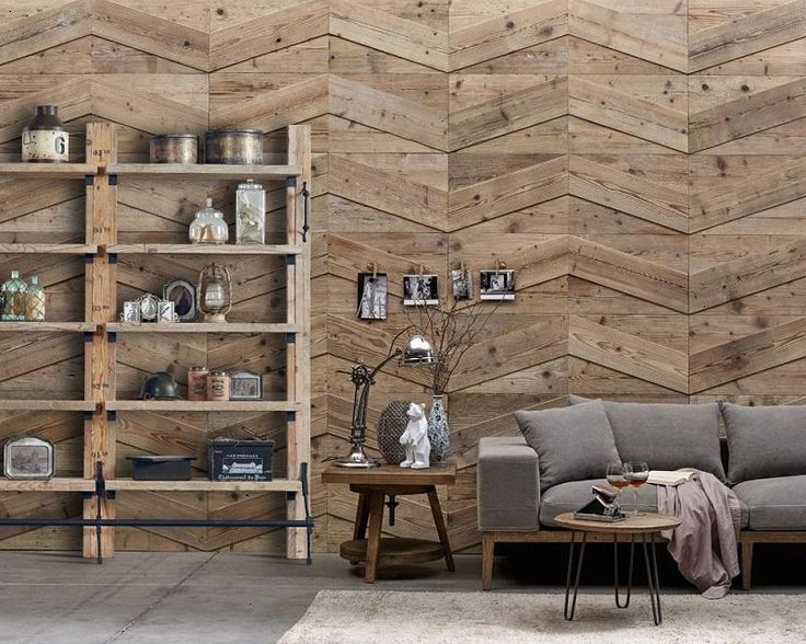 Dialma Brown Modern Industrial 10 shelf bookshelf in natural reclaimed solid wood with matching industrial furniture