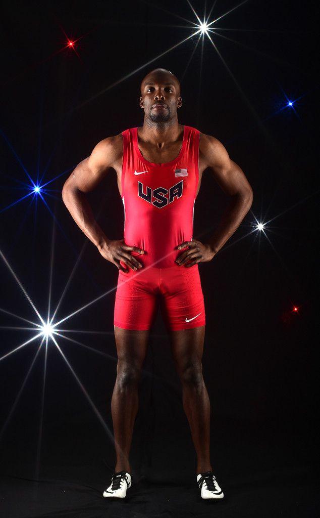 LaShawn Merritt from 2016 U.S. Olympic Portraits Sprinter