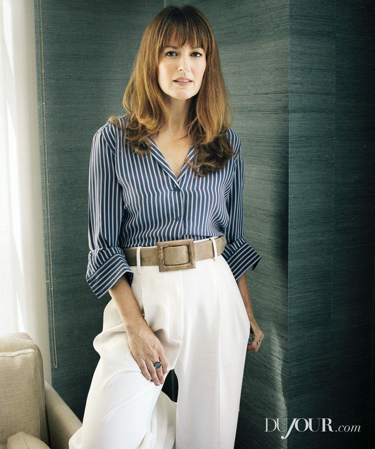 "HBO's ""Olive Kitteridge"" actress Rosemarie DeWitt"