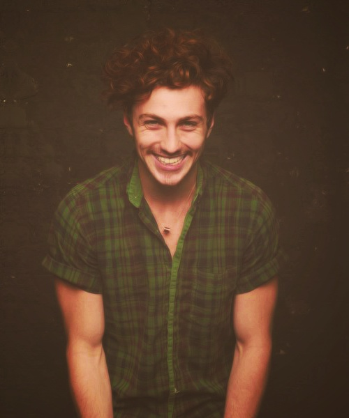 Aaron Johnson (take it back, this is my favorite photo from my favorite shoot)