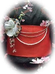 """Obi"" Ornament, Beads"