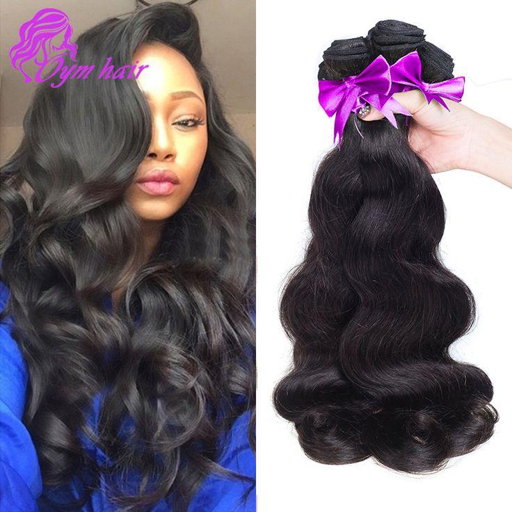 10A Unverarbeitete Malaysisches Reines haar billig Malaykörperwelle Weiche Malaysisches Haar Malaysische Haarverlängerung Körperwelle 4 stücke