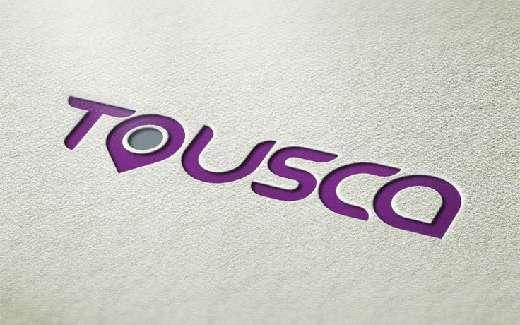 Corporate Identity created for new client Tousca.