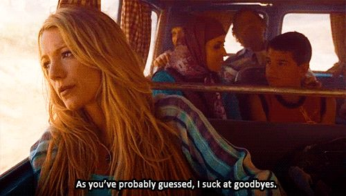 "Goodbyes can be really difficult. | 17 Tremendously Important Lessons ""The Sisterhood Of The Traveling Pants"" Taught Every Teenager"