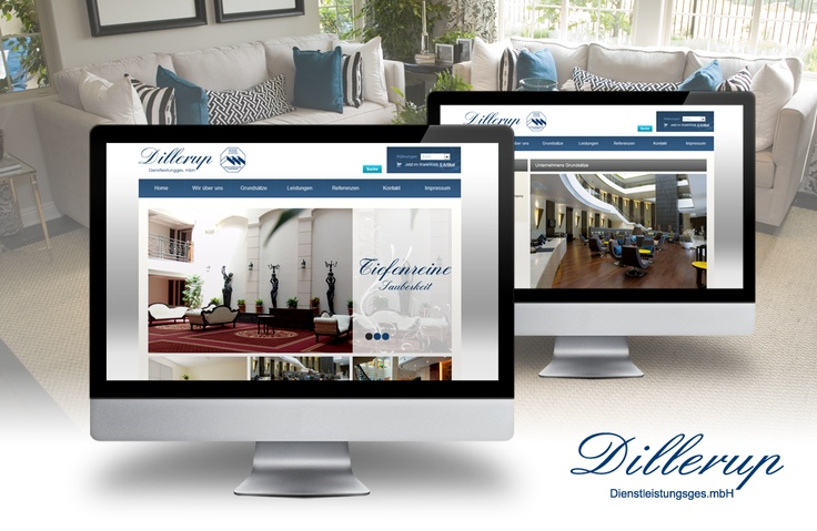 Onlineshop in Magento