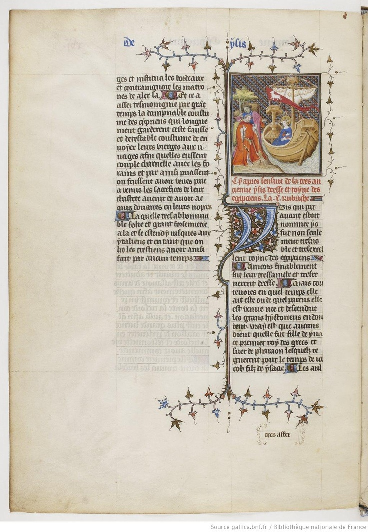 De Claris mulieribus, fol. 16v.