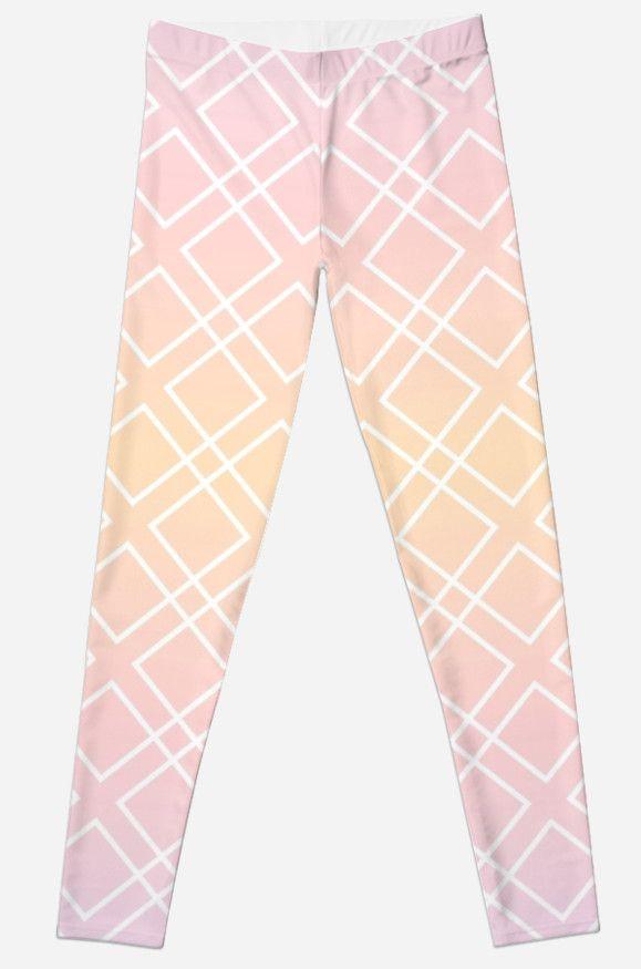 Geometric pattern Sunrise by LunaPrincino #lunaprincino #redbubble #print #prints #art #design #designer #graphic #clothes #for #women #apparel #shopping #leggings #bottom #sport #yoga #fashion #style #pattern #texture #geometric #geometry #ornament #lines #diamond #rhombus #diagonal #squares #sunrise #morning #gradient #pink #orange #purple #and #white #pretty #cute #beautiful #tender #girlish #abstract #summer #spring
