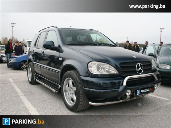 Mercedes-Benz ML 320 BRABUS - Parking.ba - Autopijaca Sarajevo Online