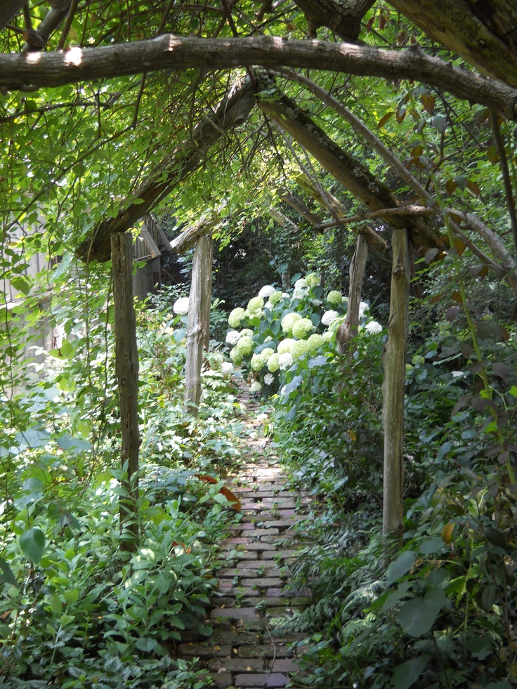 Ryan Gainey Garden, Atlanta, Georgia