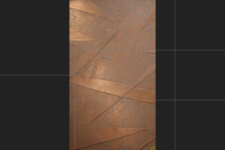 Echtmetallhaut Echtmetallhaut mit natürlicher metallischer Optik, Haptik und Patinabildung, Metallanteil in der fertigen Oberfläche von bis zu 95 %, fugenlose Beschichtung unabhängig von Form und Größe des Objektes, exzellente Hafteigenschaften auf nahezu allen Untergründen, inklusive MDF, Echtholz, Gipskarton, Stein, Beton, Putz, Metall, Keramik, Kunststoff, Acryl, Ton etc. Freie und künstlerische Oberflächengestaltung, die jede Beschichtung zu einem Unikat macht.