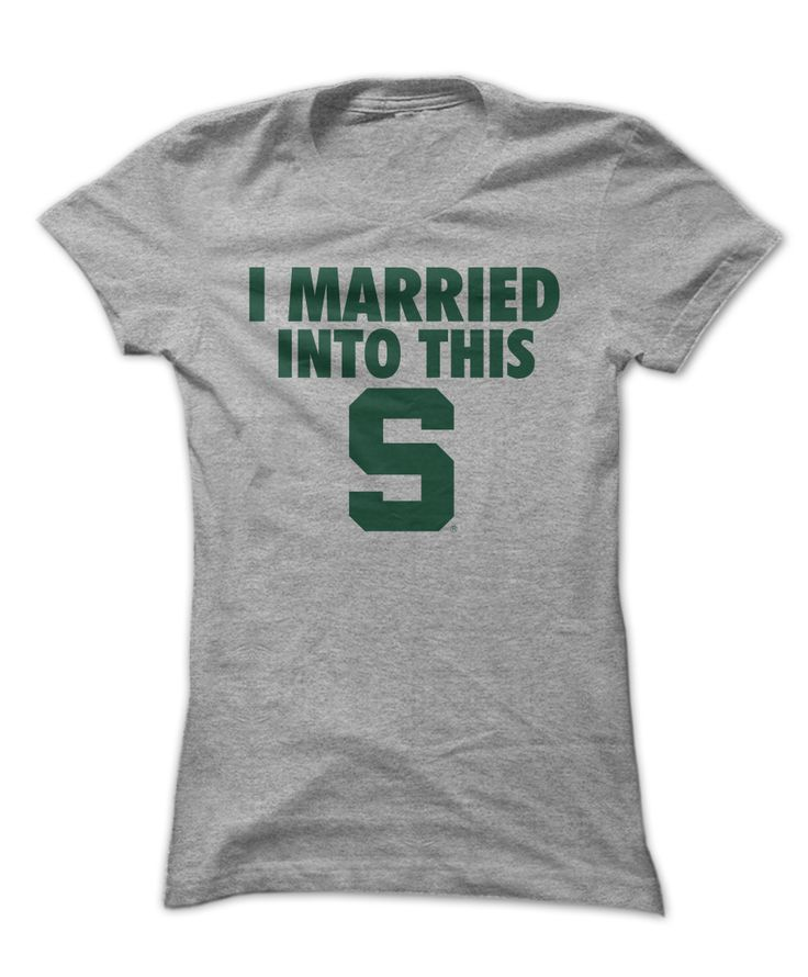 Michigan State Spartans Official Apparel - this licensed gear is the perfect clothing for fans. Makes a fun gift!
