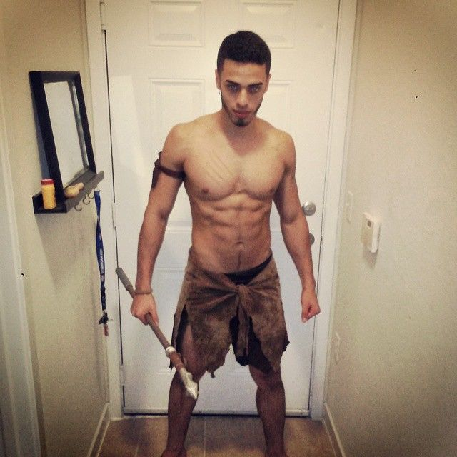 Pin for Later: 29 Sexy Halloween Costumes For Men Tarzan