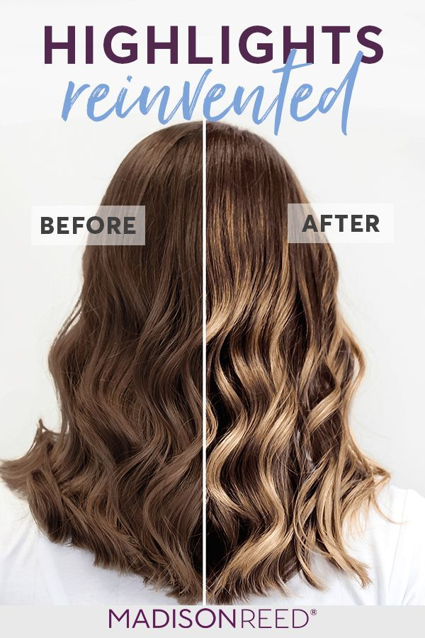 You Can Do Your Own Balayage Highlights At Home Whether You Have Blonde Light Brown Or Dark Brown Hair Madi Diy Highlights Hair Diy Balayage Light Brown Hair