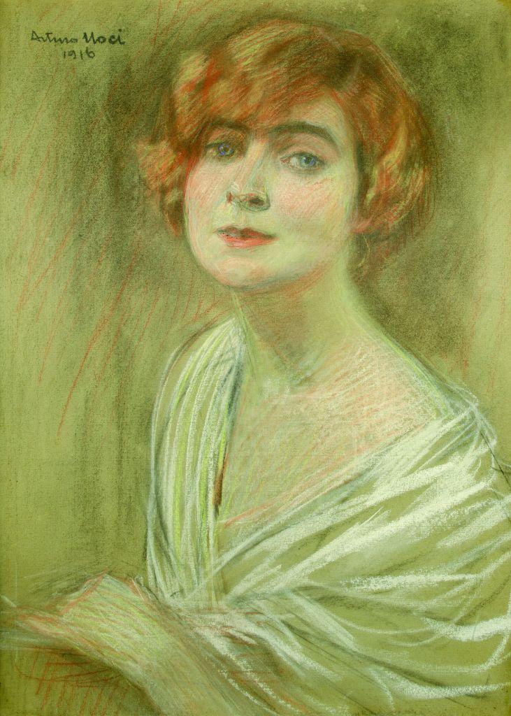 Arturo Noci, Soava Gallone, 1916