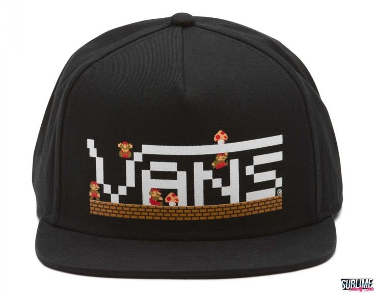 Powered-Up Fashion - Vans Nintendo Collection -