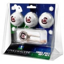 South Carolina Gamecocks Ball Gift Pack w/ Cap Tool