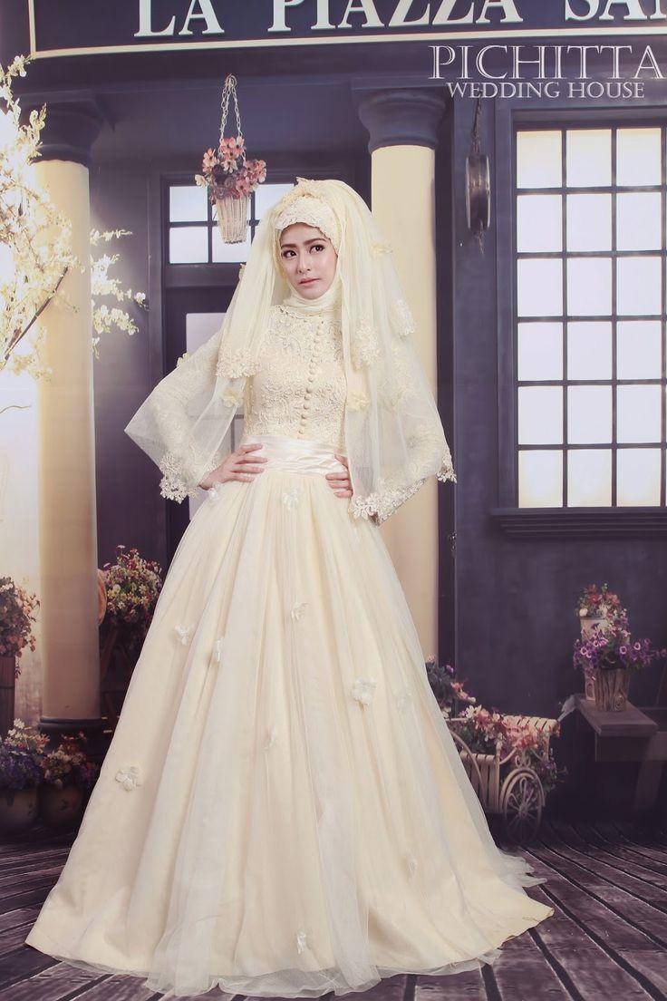 474 best wslim images on pinterest bridal hijab muslim islam wedding wedding abaya wedding dress sale muslim wedding dresses muslim brides beautiful wedding dress wedding gowns hijab bride bridal hijab ombrellifo Image collections