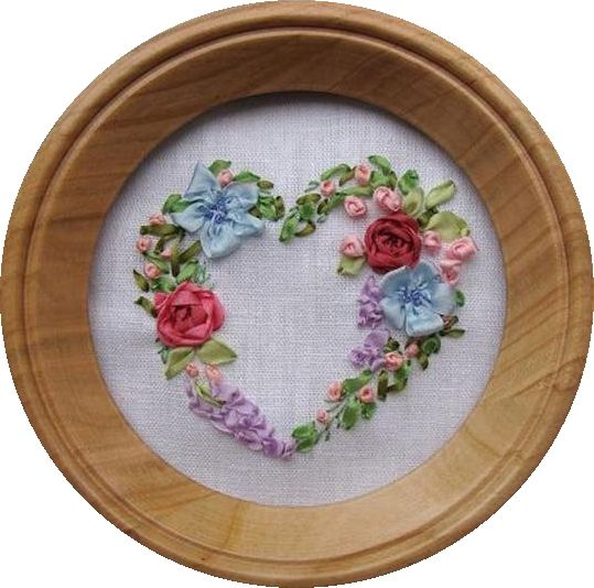 Ribbon needlework embroidery kits online