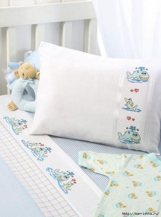 102 besten Baby Bedding Bilder auf Pinterest   Kissen, Tagesdecken ...
