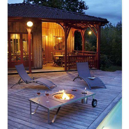 1000 images propos de ext rieur sur pinterest terrasse design et barbecue. Black Bedroom Furniture Sets. Home Design Ideas