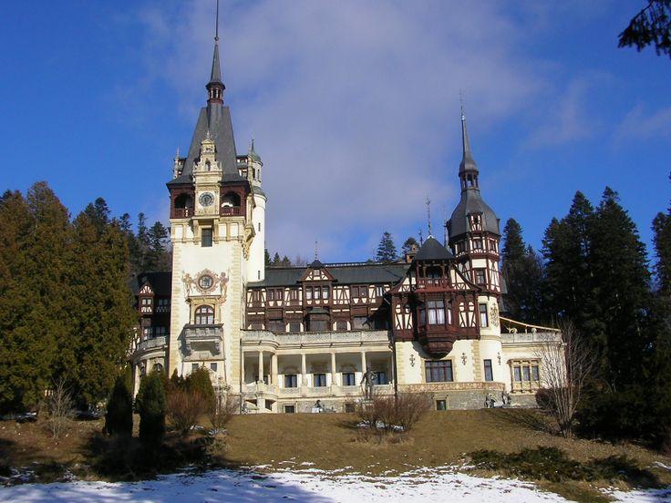 Peleș Castle (photo Marian Mizdrea)