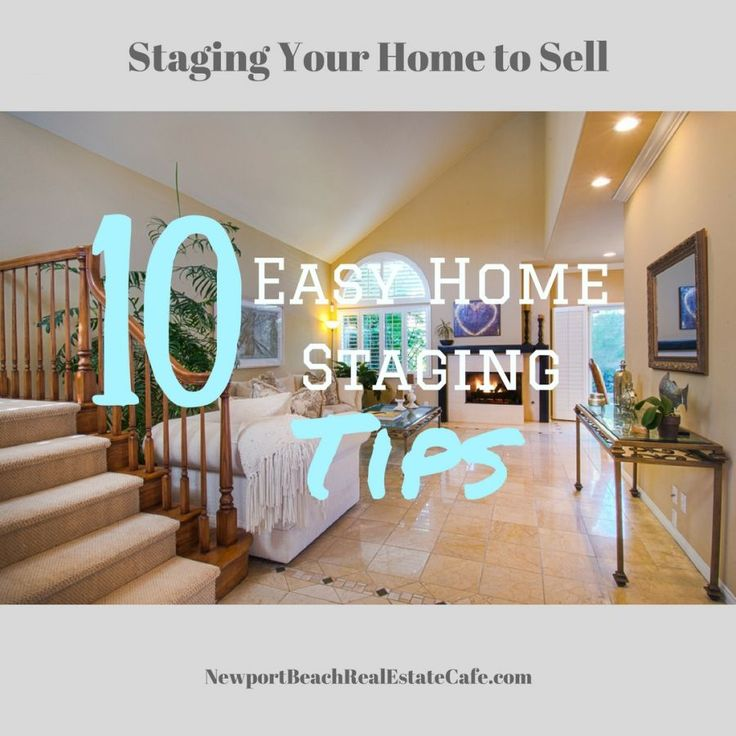 Best 25 home staging tips ideas on pinterest home for Tips for staging a house to sell