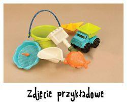 B Toys Wózek-wagonik z akcesoriami Idealny zestaw aktywnego plażowicza