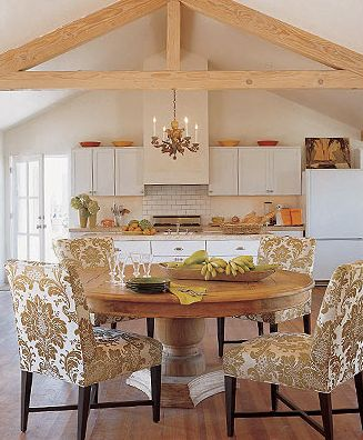 25+ best ideas about Brown dining rooms on Pinterest   Brown ...
