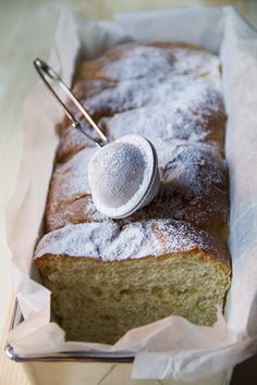 pan brioche allo yogurt.