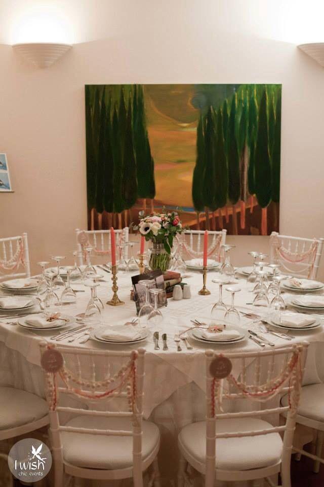 Vintage Art de la table  photo @giannis karabagias