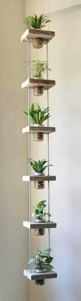 Buena idea para espacios pequeños