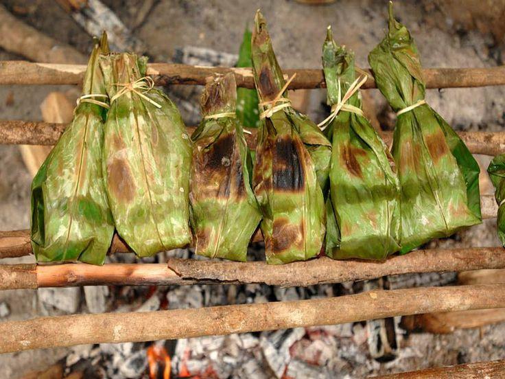 Comida del Oriente ecuatoriano (Ayampaco) | Gastronomía ...
