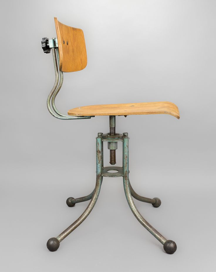 'Blue Chair' #blomandblom #lighting #lamps #amsterdam #interiordesign #industrial #interior #design #furniture #clock